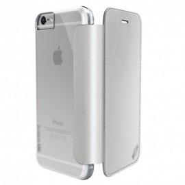 Etui iphone 6 plus / 6s plus folio Xdoria Blanc