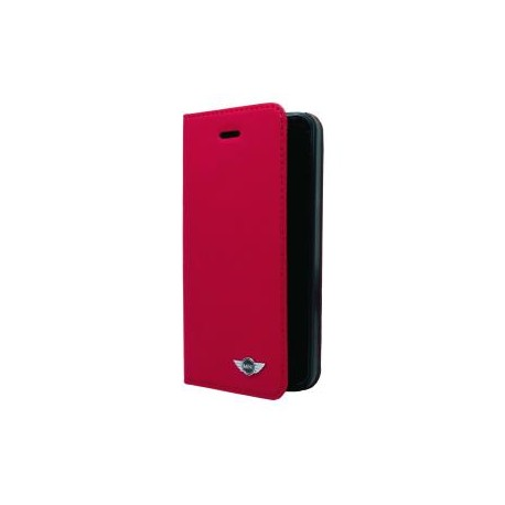 Etui folio iPhone 5 / 5S / SE MINI Rouge