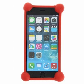 Bumper Universel silicone rouge