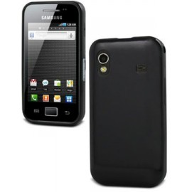 Coque Galaxy ace glossy noire