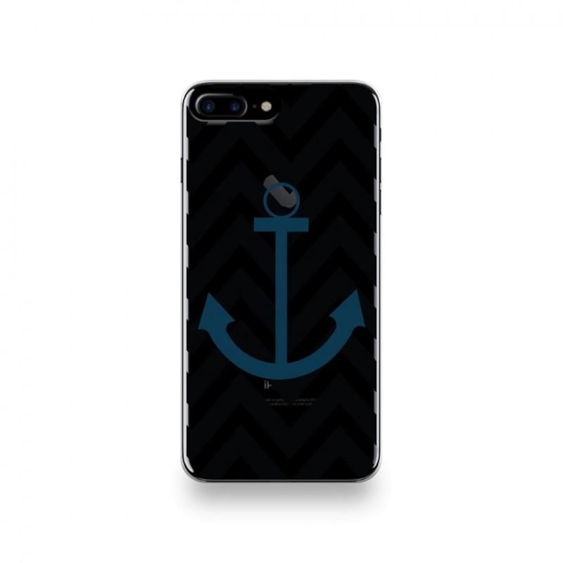 coque iphone 7 plus silicone noir