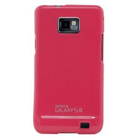 Coque samsung galaxy s2 rose tpu