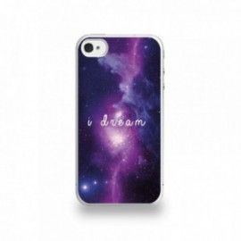 Coque  iPhone 4/4S Silicone motif I Dream
