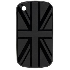 Coque UK Blackberry 8520 / 9300 noir