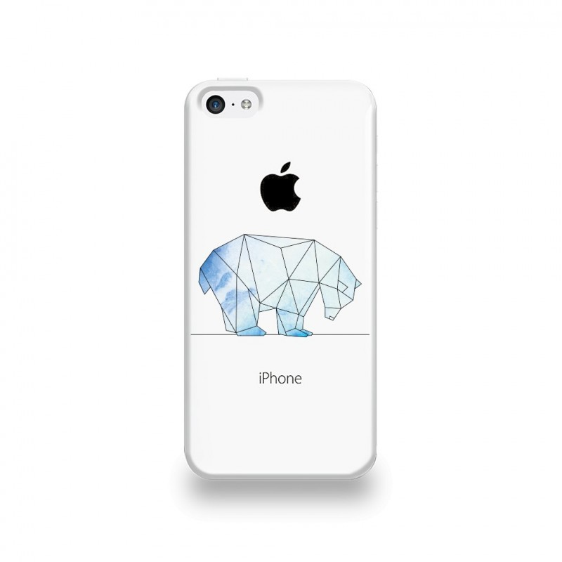 coque iphone 5 ourse