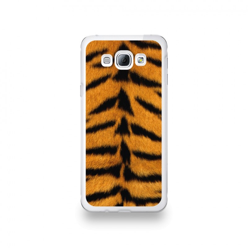 coque samsung a8 tigre