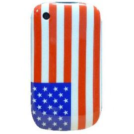 Coque USA Blackberry 8520 / 9300