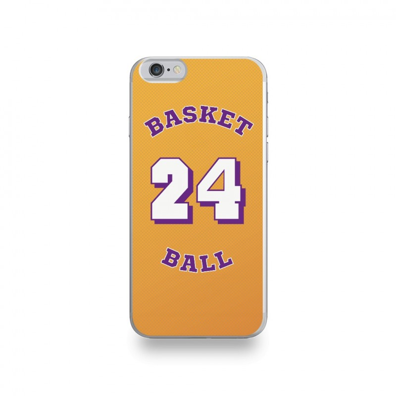coque iphone 6 basket silicone