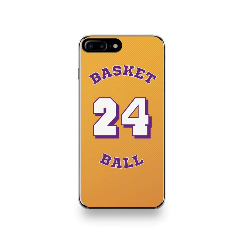 coque iphone 7 plus basketball
