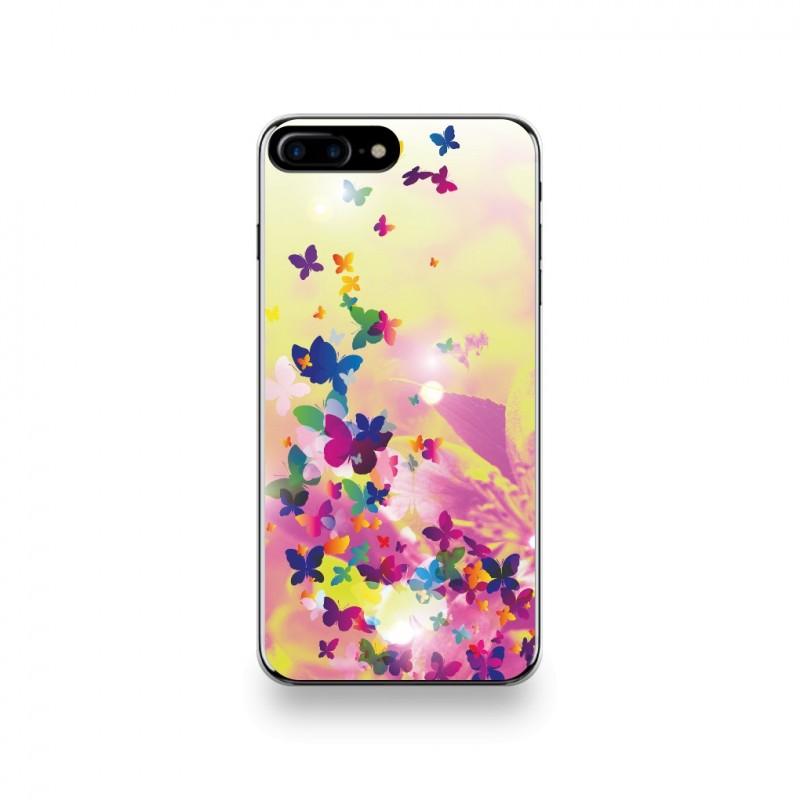 coque papillon iphone 7 plus