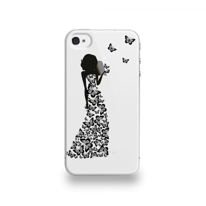 coque iphone 4 femme