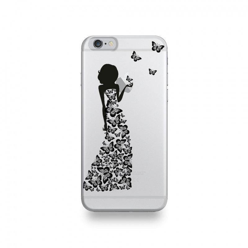 coque iphone 6 silicone femme