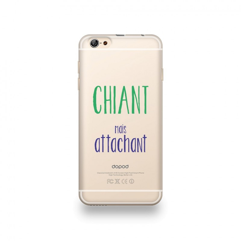 coque iphone 6 chiante mais attachante