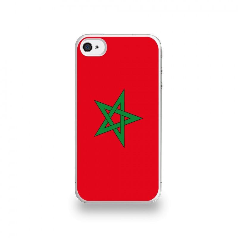 coque iphone 4 drapeau