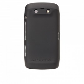 Coque blackberry torch 9850 & 9860 case mate noire