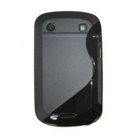 Coque Blackberry 9900 / 9930  bi-matière