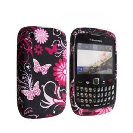 Coque Blackberry 9900 papillon