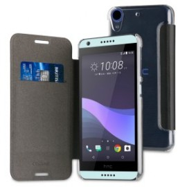 MUVIT ETUI FOLIO CASE NOIR HTC DESIRE 650