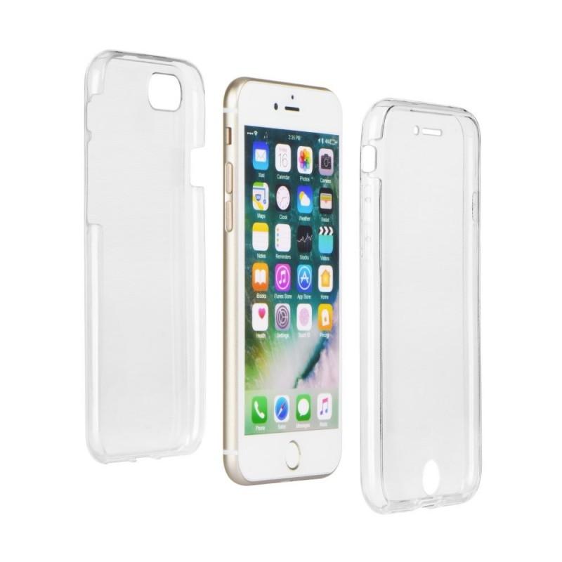 coque huawei p8 lite transparente en silicone