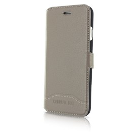Etui iphone 6 / 6s Cerruti 1881 folio Taupe Grainé