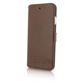 Etui iphone 6 / 6s Cerruti 1881 folio marron