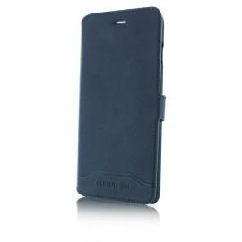 Etui iphone 7 plus Cerruti 1881 folio bleu