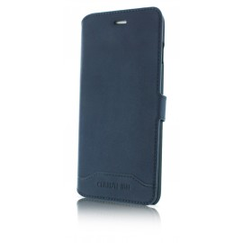 Etui iphone 7 Cerruti 1881 folio bleu