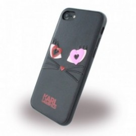 Coque Apple iPhone 7 Choupette In love Karl lagerfeld