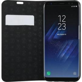 Etui Samsung Galaxy S8 Plus Christian Lacroix folio CXL noir