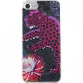 Coque iPhone 7 Christian Lacroix Panthera violette