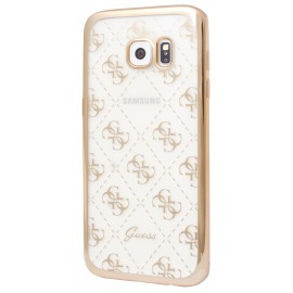 Coque Samsung Galaxy S7 G930 Guess Tpu gold
