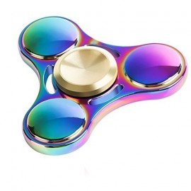 SPINNER ANTI STRESS MULTICOLORE METAL 3 BRANCHES
