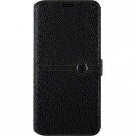 Etui Samsung Galaxy S8 G950 Façonnable folio noir