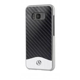 Coque Samsung Galaxy S8 plus G955 Mercedes Wave V Carbon Fiber