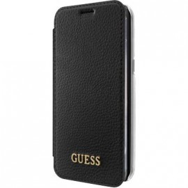 Etui Samsung Galaxy S8 plus G955 Guess folio noir
