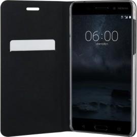 Etui Nokia 6 folio noir de BigBen