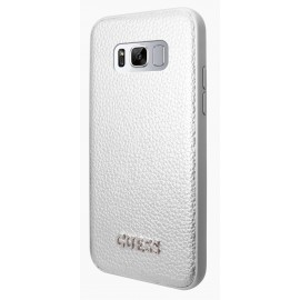 Coque Samsung Galaxy S8 plus Guess Iridescent Collection Silver