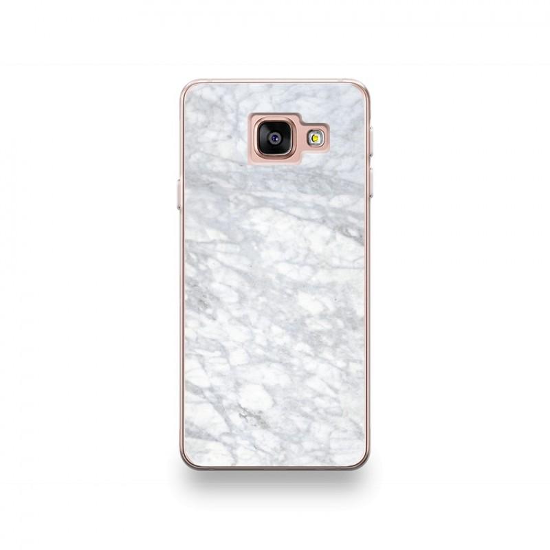 coque galaxy a3 2017 marbre