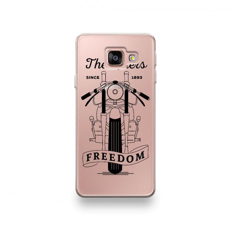Coque Samsung Galaxy A3 2017 Silicone Motif The Riders Freedom