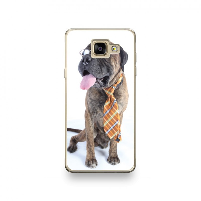 coque samsung a5 2017 chien