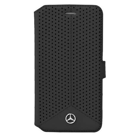 Etui Sony Xperia Z5 Mercedes Benz Perforated folio noir