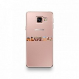 Coque HTC U11 Silicone motif Algérie