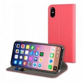 Muvit Etui Iphone 8 Folio Stand Rose