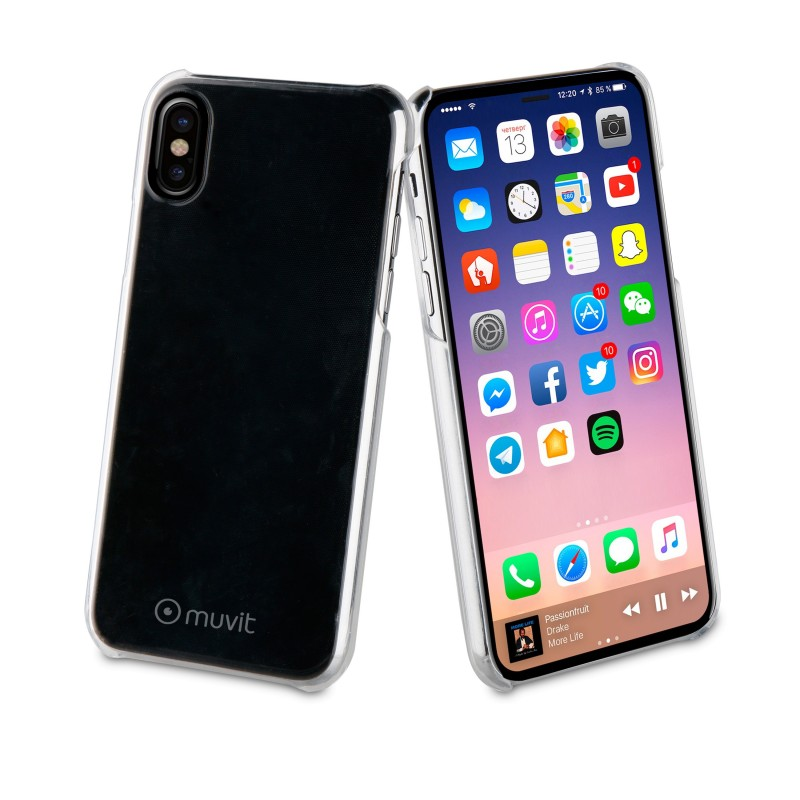 coque iphone 8 crystal