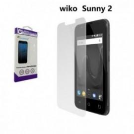 Protection verre trempé pour Wiko Sunny 2