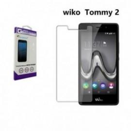 Protection verre trempé pour Wiko Tommy 2
