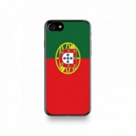 Coque Iphone X motif Drapeau Portugal