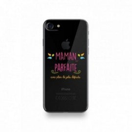 Coque Iphone X motif Maman Parfaite