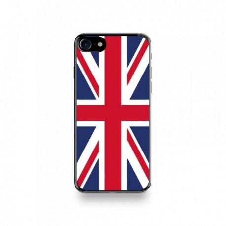 Coque Iphone X motif Drapeau Royaume-Uni