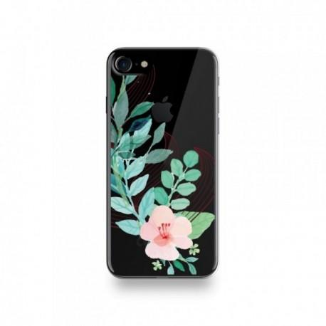 Coque Iphone X motif Fleurs de Pensé